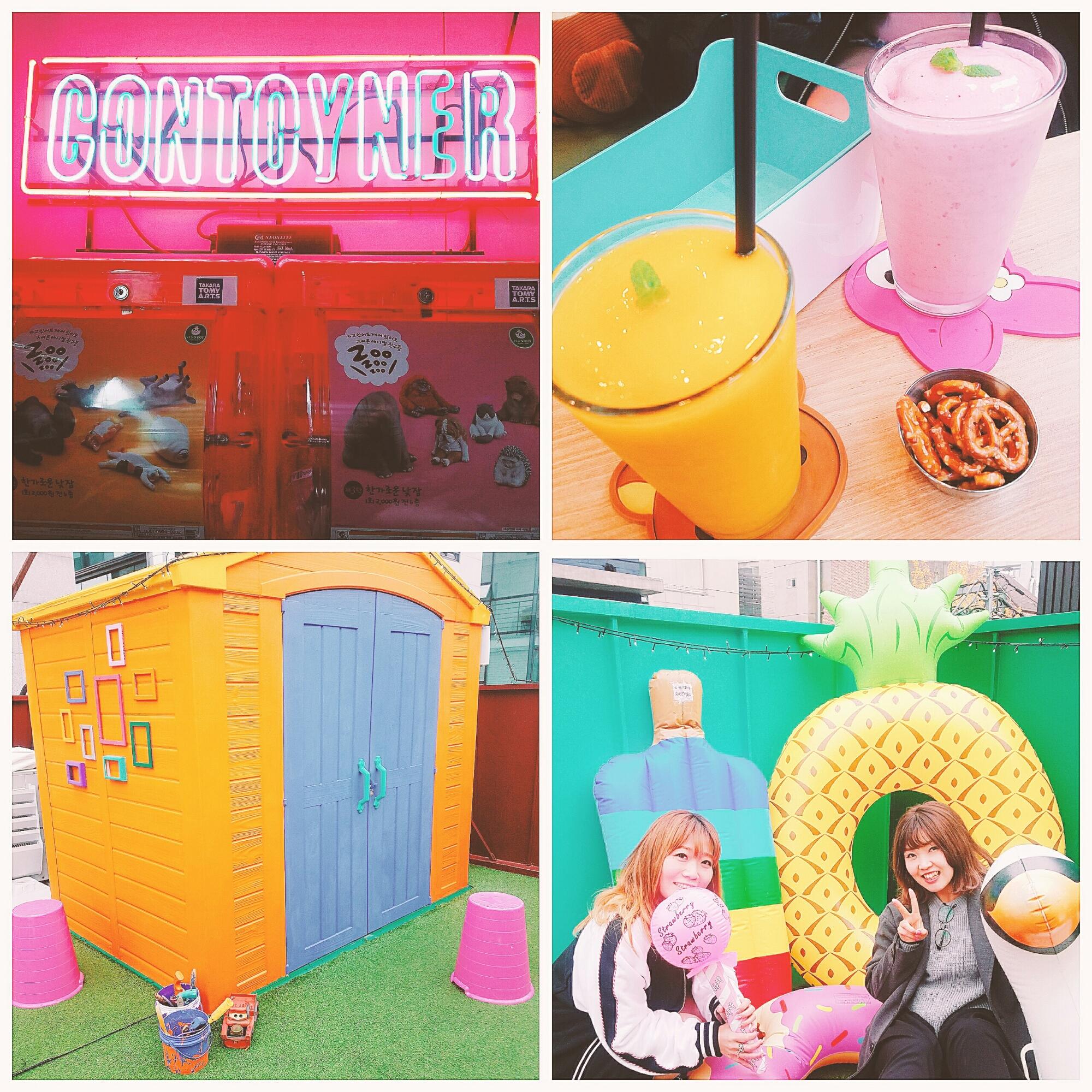 韓国旅行♪可愛いカフェがいっぱい! – 【原宿】ウィルゴ × アシェラ