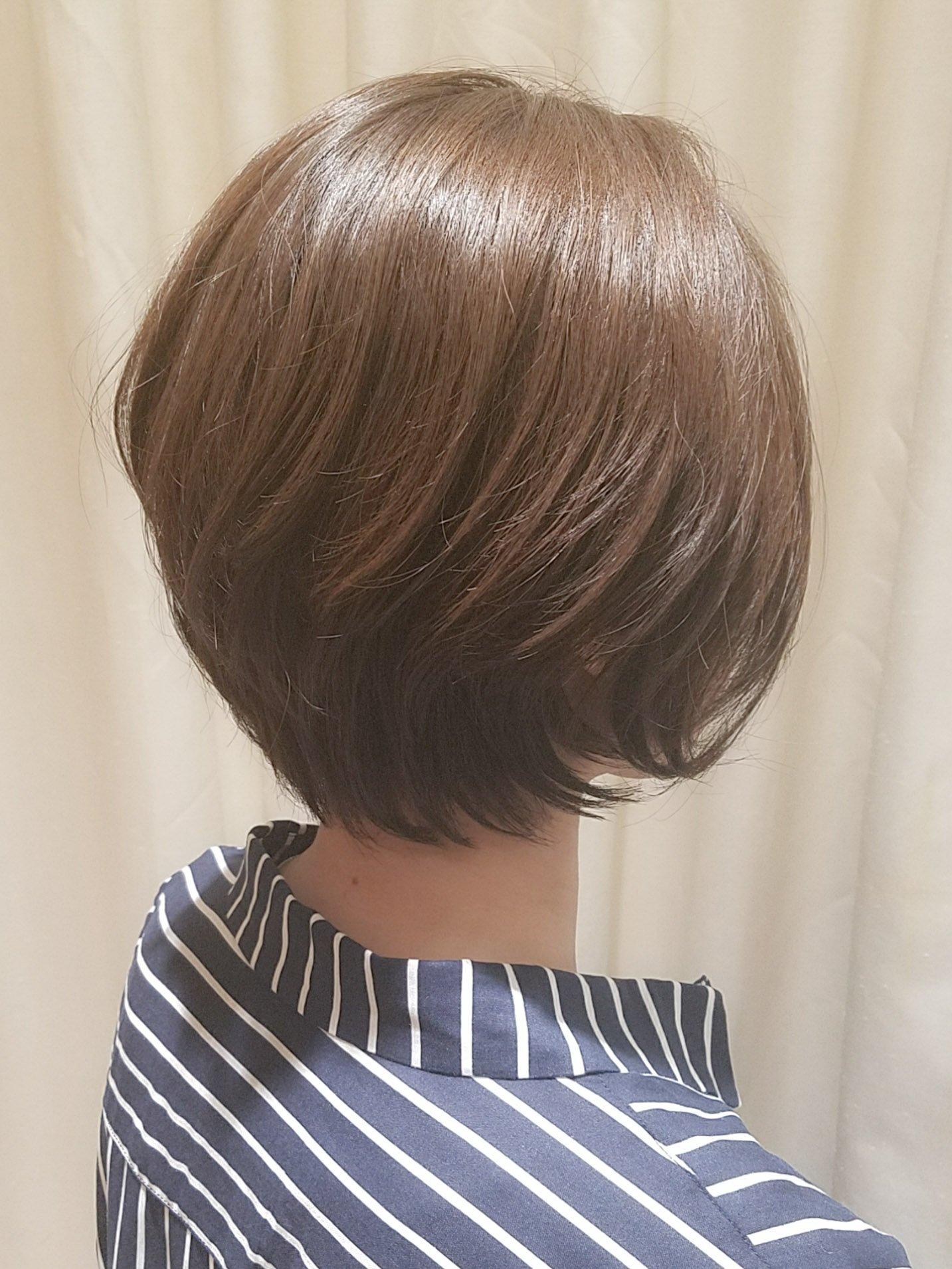 50 歳 若く 見える 髪型